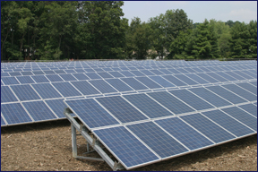 Garfield Park Academy Solar Array in Willingboro NJ