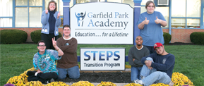 Garfield Park Academy's STEPS Program for Young Adults with Developmental Disabilities