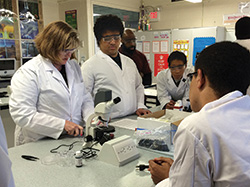Momentum Transition - Garfield Park Academy New Science Lab