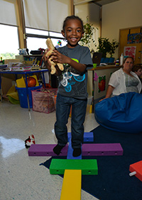Garfield Park Academy Autism Program - Social Learning