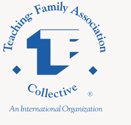 Teaching family Assoc logo